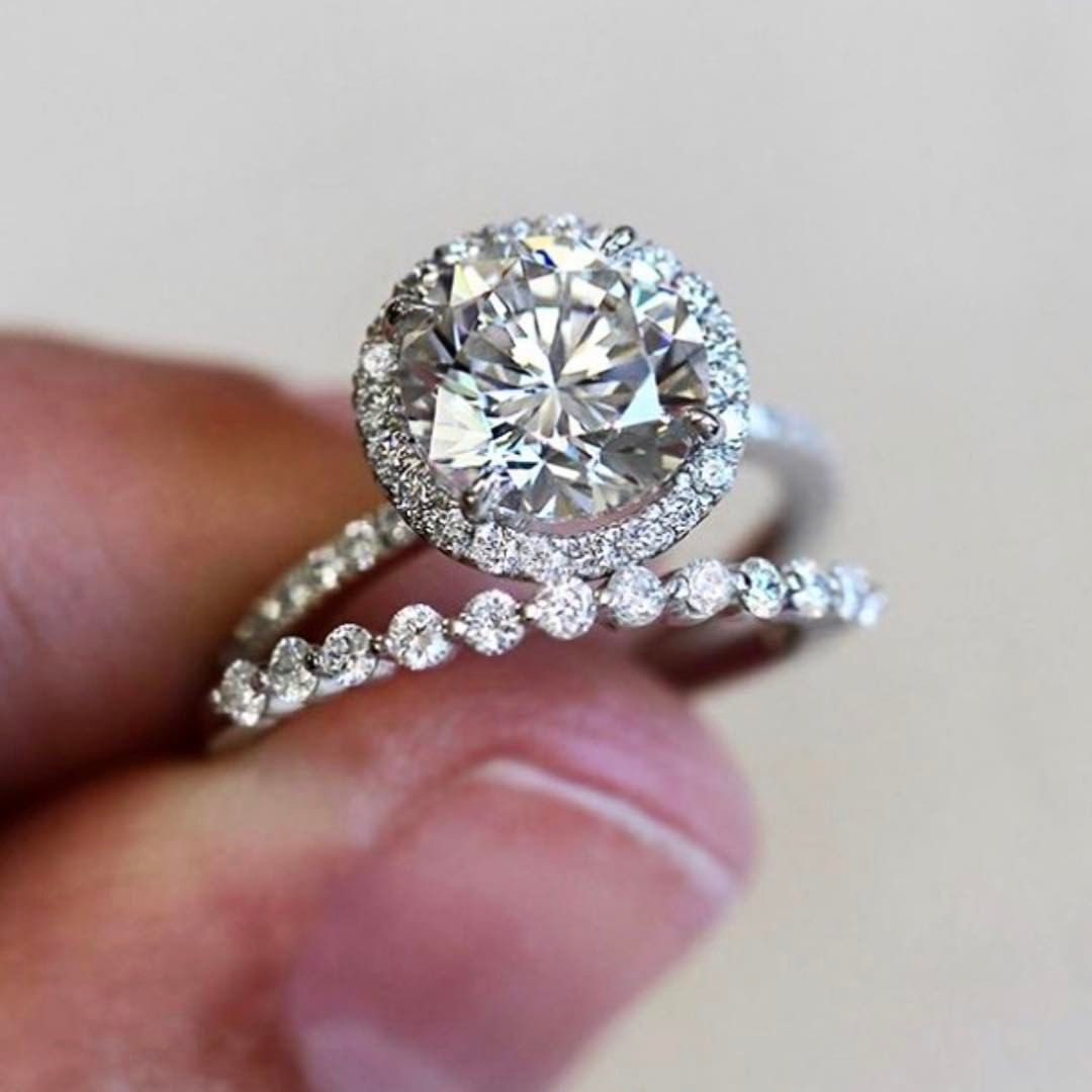 vintage stunning attachment ring of wedding rings for her fresh pretty ideal zales engagement