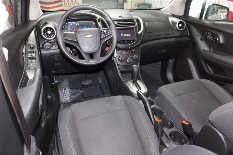 2016 Chevrolet Trax Awd 4dr Ls W 1ls Chevrolet Trax Chevrolet