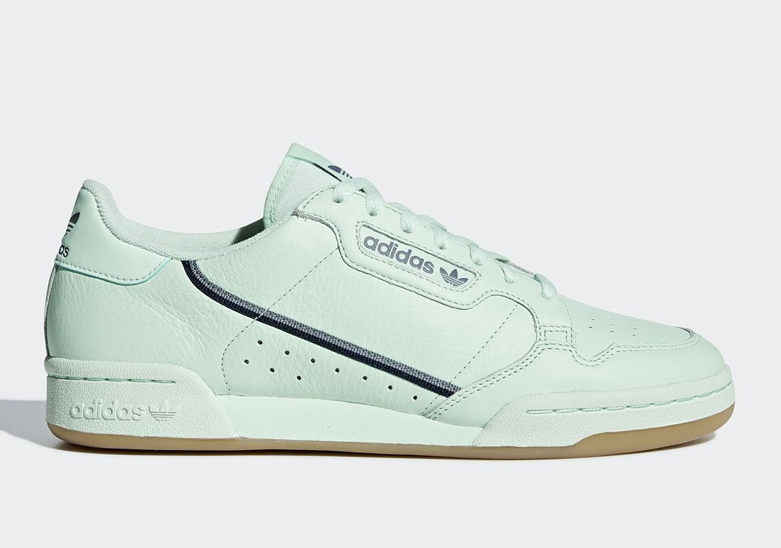 Eight New Adidas Continental 80s Are Releasing On March 14th New