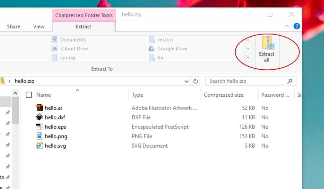 How to Import SVG files into Cricut Design Space | Cricut