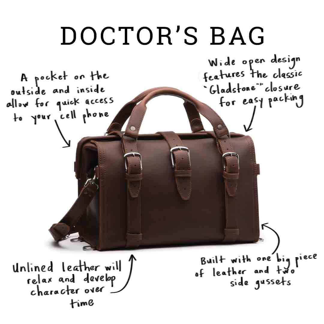 97b712abb Doctors Bag, weekend bag, travel bag, travel briefcase, best selling bag,  Saddleback Leather, leather briefcase, leather bag, man bag, woman's bag,  ...