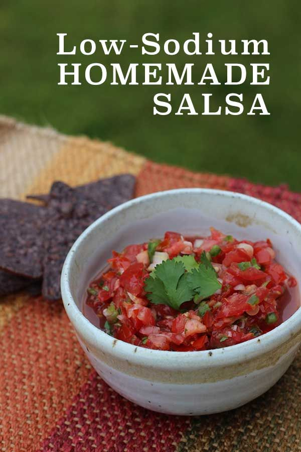 Low sodium easy homemade salsa diabeticfoodie clean eating low sodium easy homemade salsa diabeticfoodie forumfinder Choice Image