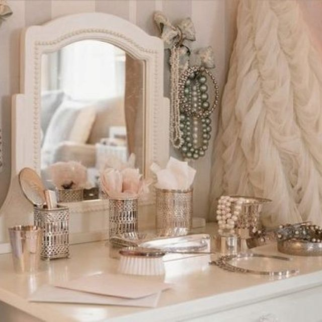 elegant makeup table. Elegant Dressing Table ~ This I Really Love Just A Place For Me Makeup Pinterest