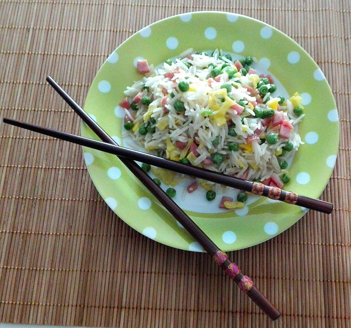 Riso Alla Cantonese Uno Dei Piatti Piu Amati E Conosciuti Della Cucina Cinese Buonissimo E Semplice Da Preparare Ottimo Da Cucina Cinese Ricette Riso Fritto