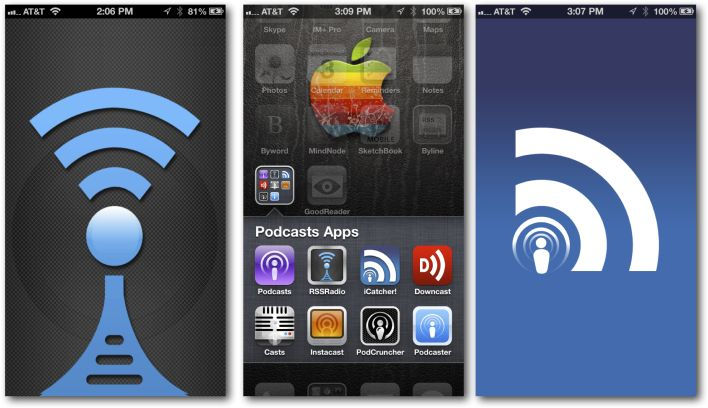 Podcasting 101: The best of the rest of iOS podcasting apps