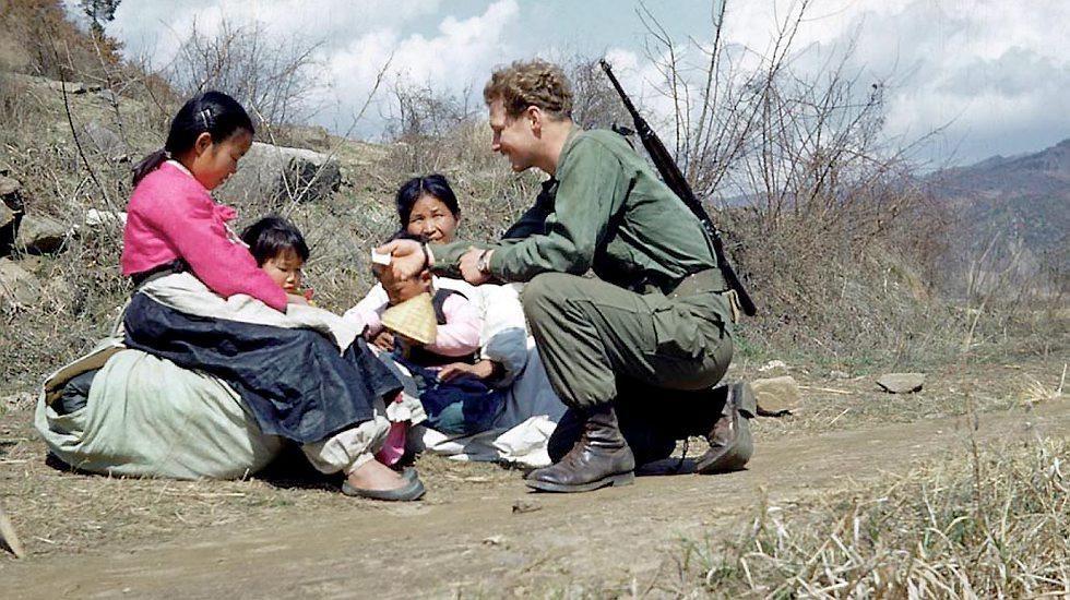 Norge i «Den glemte krigen»   ABC Nyheter