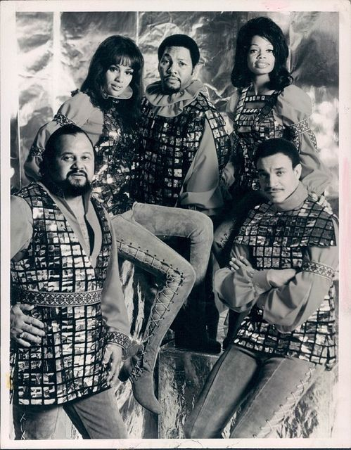 The Fifth Dimension Rhythm And Blues Press Photo Soul Music