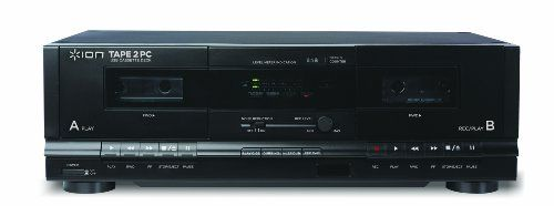 Ion Tape2PC USB Cassette Deck ION Audio http://www.amazon.com/dp/B000VG802I/ref=cm_sw_r_pi_dp_aBBvwb1H4YEFP