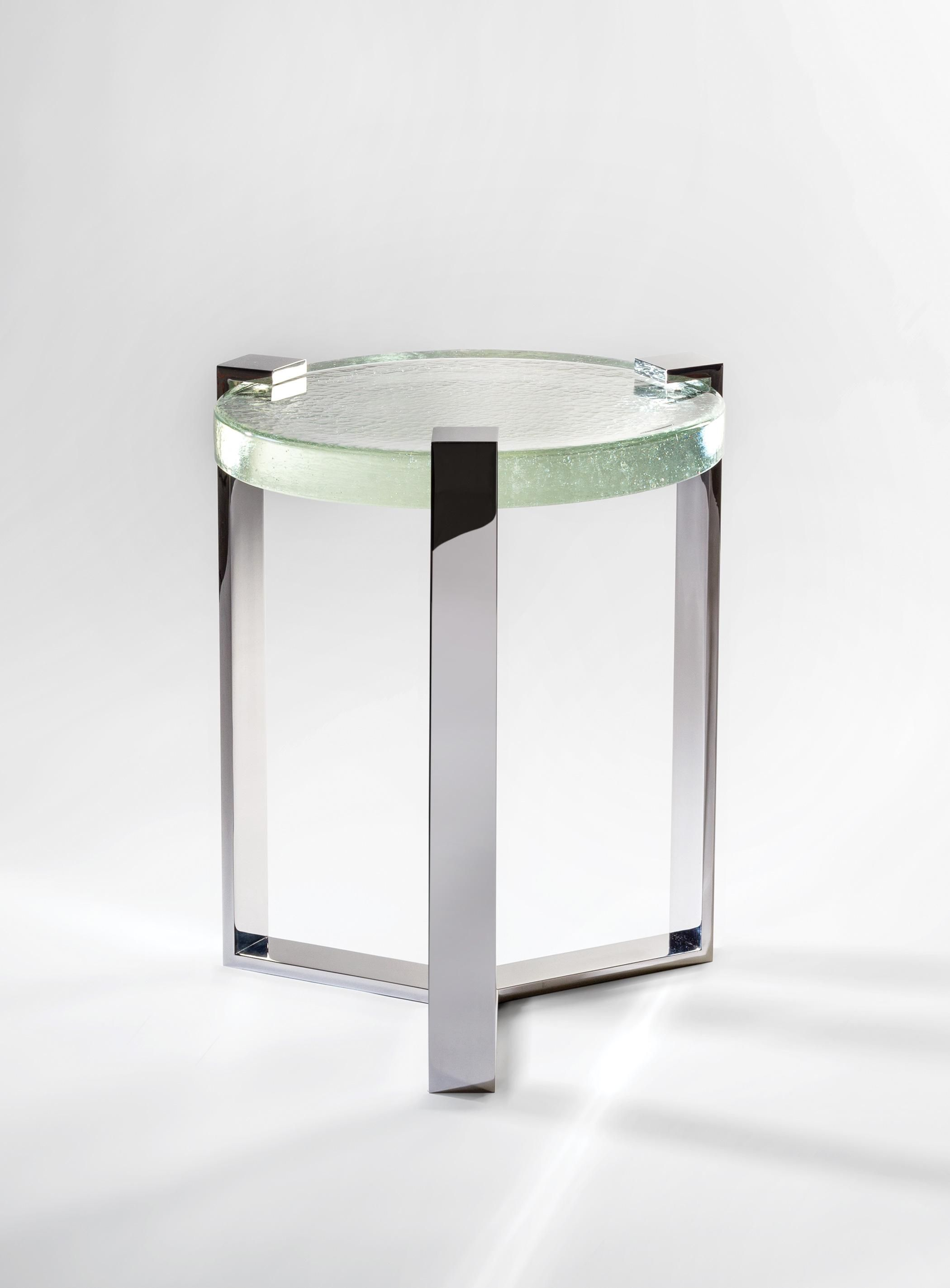 Magni Home Collection Jewel Round Side Table Magni