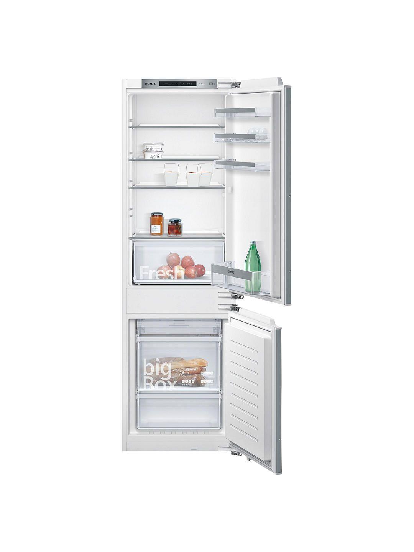 add143466492 BuySiemens KI86NVF30G Integrated Fridge Freezer, A++ Energy Rating, 56cm  Wide Online at johnlewis.com