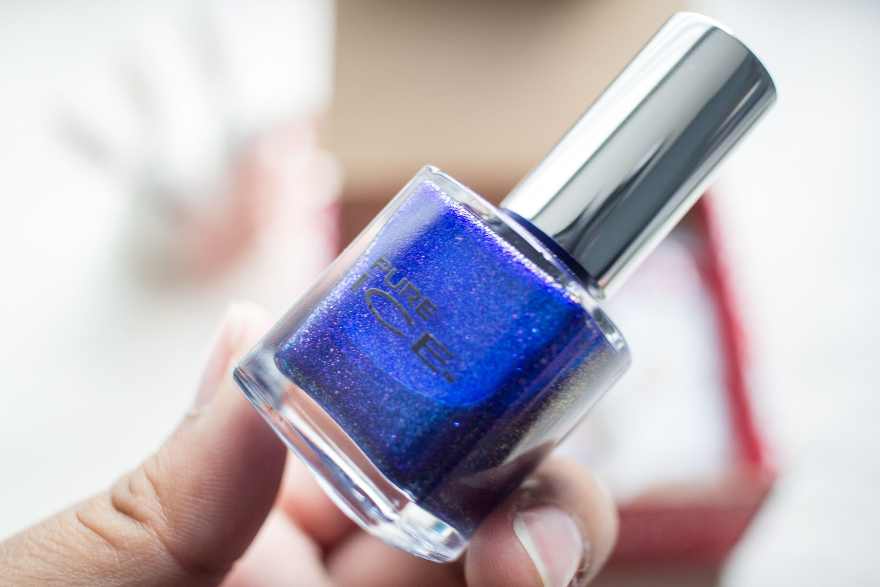 Pure Ice Nail Polish - Deja Vu. Only $1.97 available only at Walmart ...