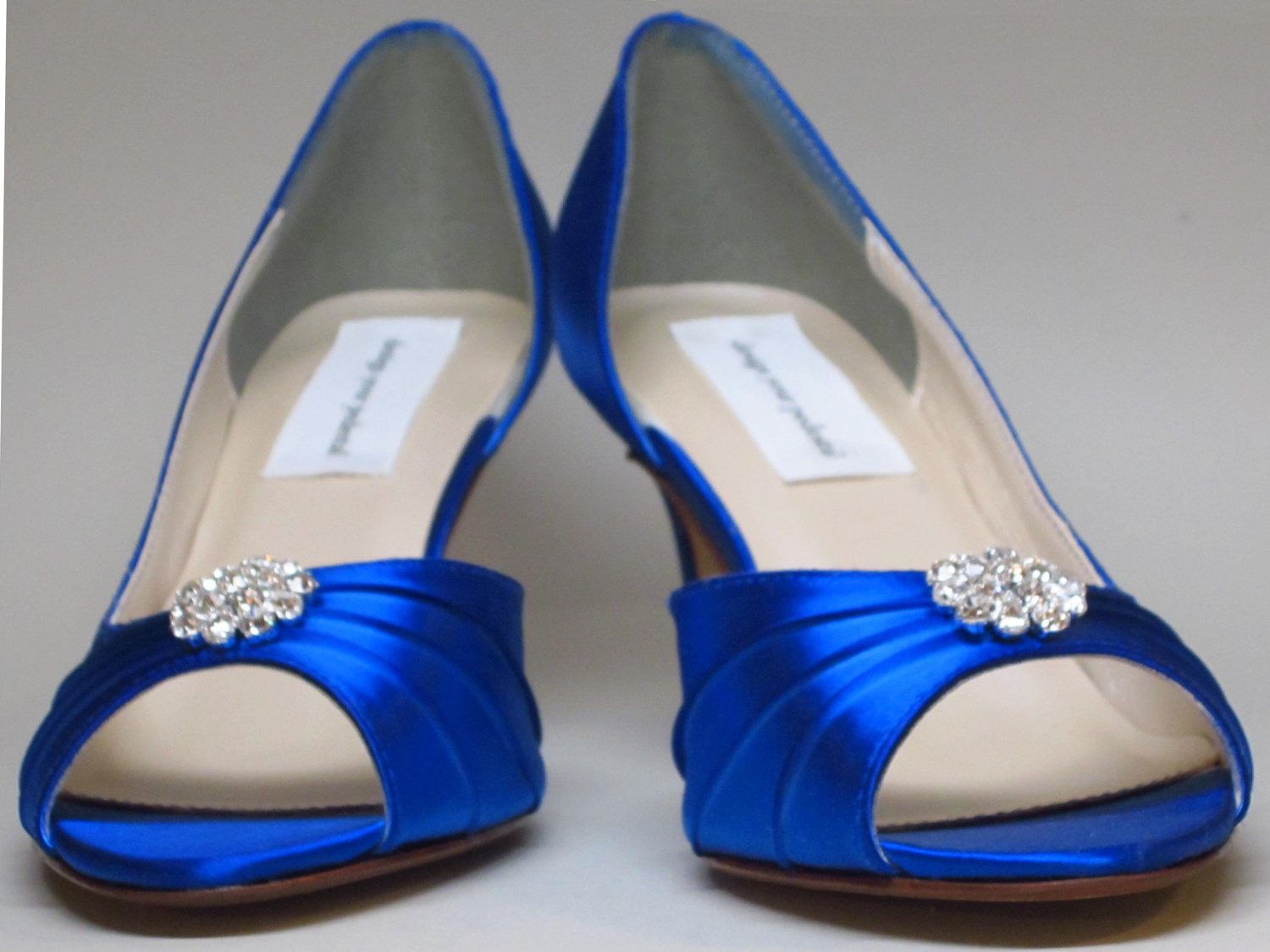 Beautiful Metalic Blue Wedding Shoes For Bride Blue Wedding Shoes Will Never Make Your Specia Blue Wedding Shoes Royal Blue Wedding Shoes Wedge Wedding Shoes