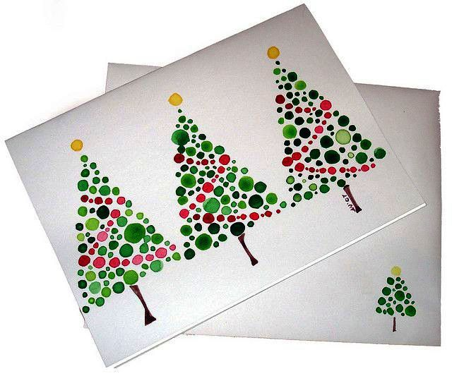 Christmas Tree Kaise Banaye Her Christmas Jumpers 2019 Whether Christmas Cards Online M Watercolor Christmas Cards Diy Christmas Cards Christmas Cards Handmade