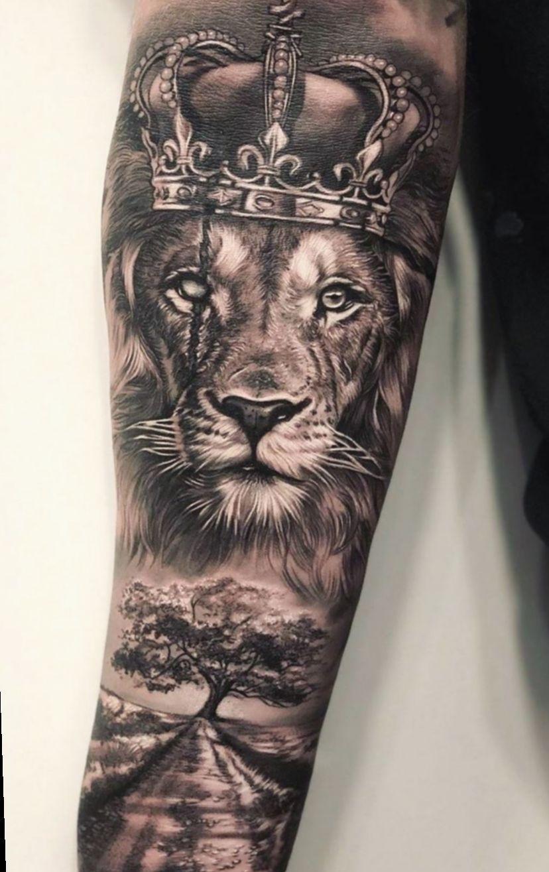 15 Tattoo Couple Ideas Badass In 2020 Lion Tattoo Sleeves Lion Forearm Tattoos Men Tattoos Arm Sleeve