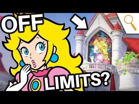 Princess Peach S Castle Conundrum Super Mario Odyssey Ft