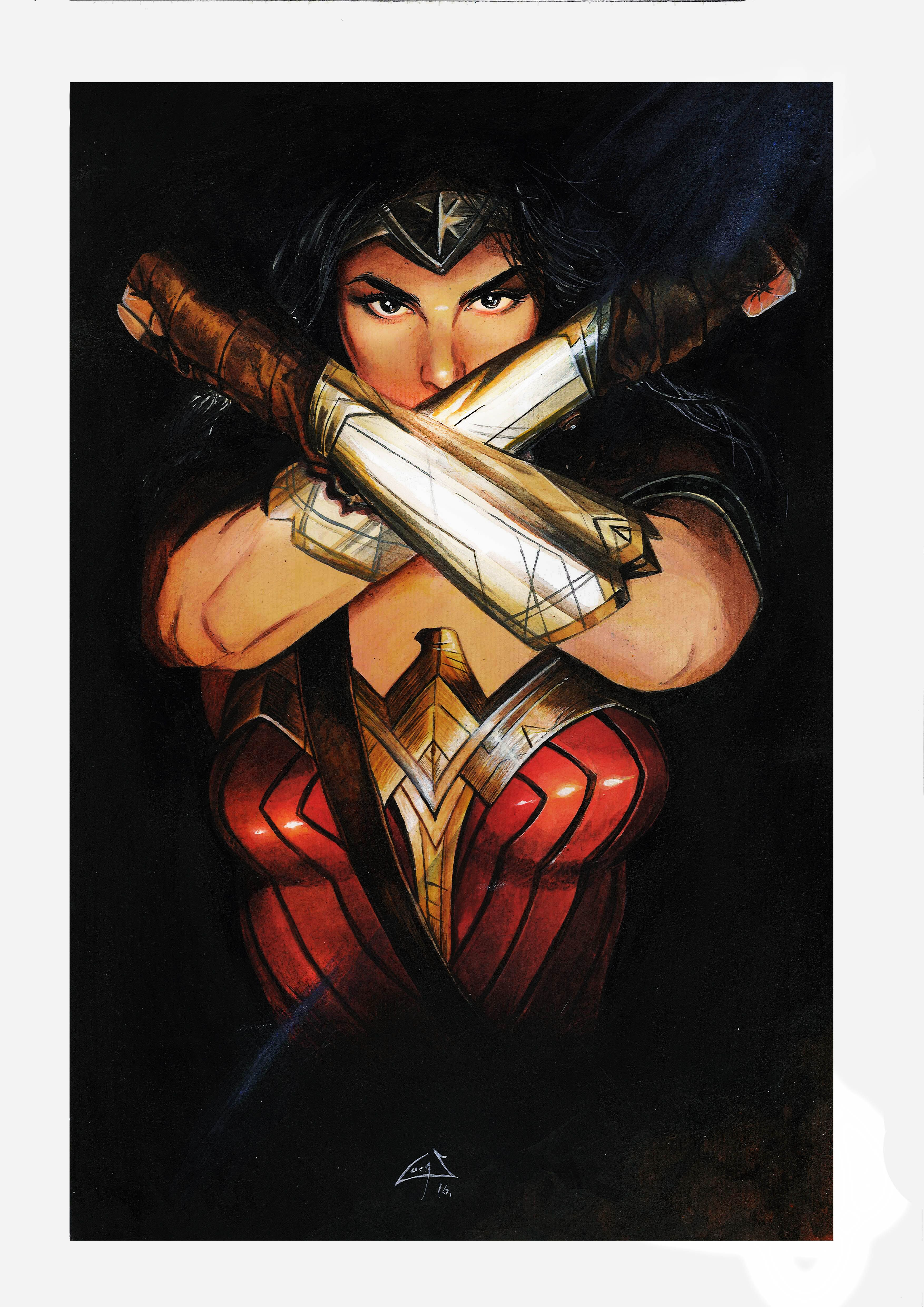 4577c5b20e28 Diana Prince - Wonder Woman