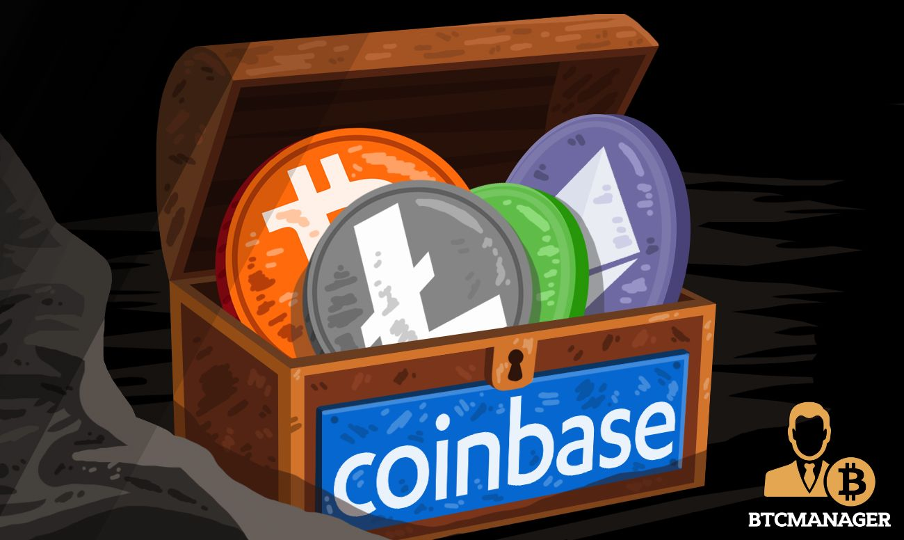 Cryptocurrency Exchange Coinbase Introduces Asset Bundle And