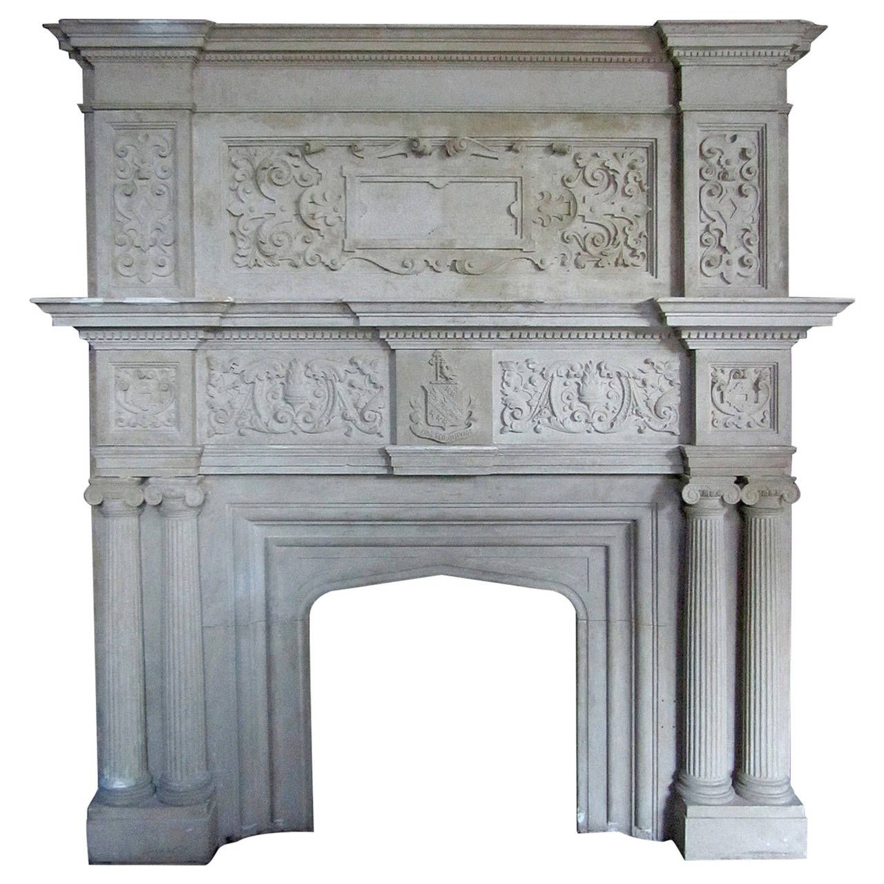 Mantels and Mantle