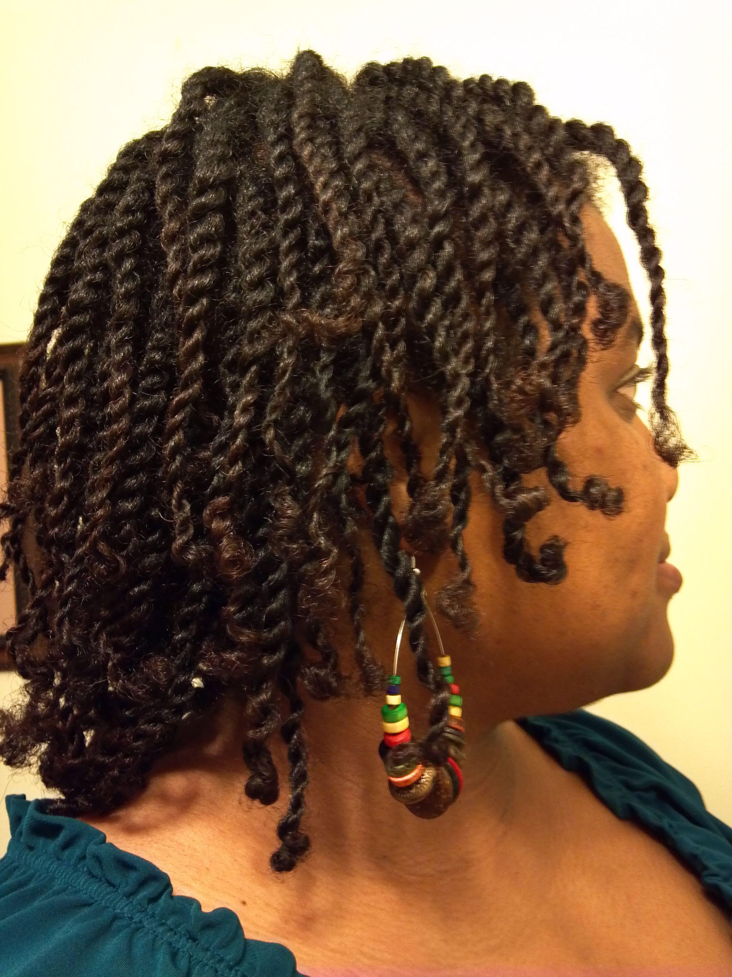 Starter 2 Strand Dreadlocks Natural Hair Styles Hair Natural Hair Twists