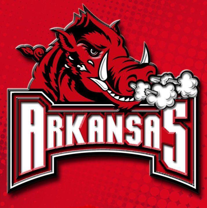 Red Razorback Wallpaper Razorbacks Arkansas Razorbacks Mascot
