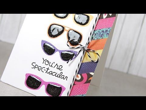 Friday Focus Paper Smooches Incognito Paper Smooches Valentines Diy Card Tutorials