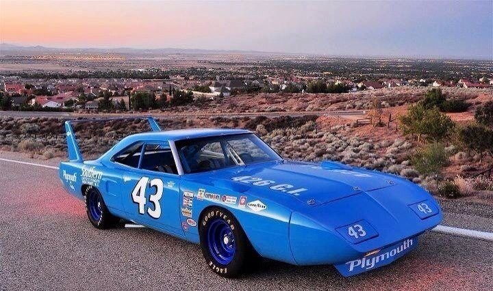 Richard Petty Dodge Super Bird Richard Petty Pinterest