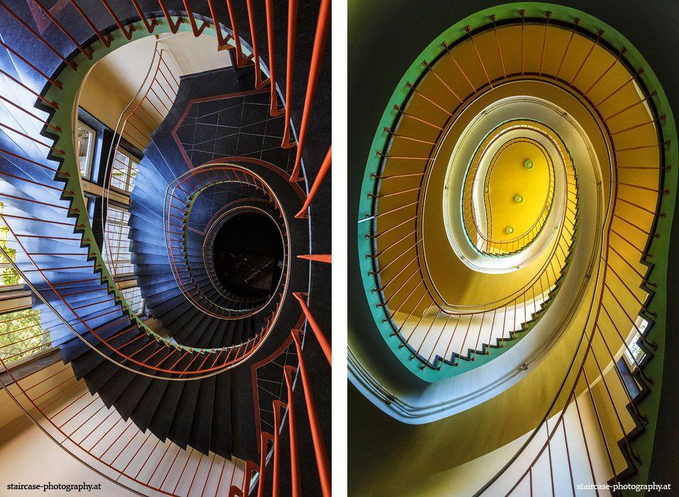 Treppen Dresden stiegenhaus treppenhaus in der technischen universität in dresden