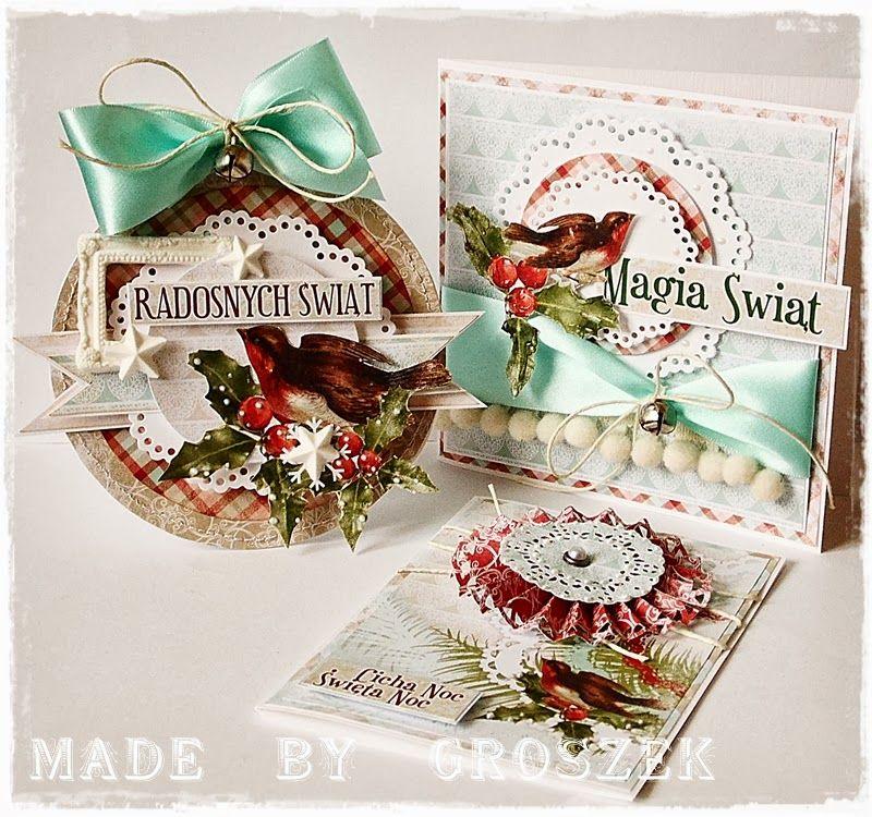 Made by Bean: Jingle bells   Jingle bells, Christmas cards, Christmas ornaments