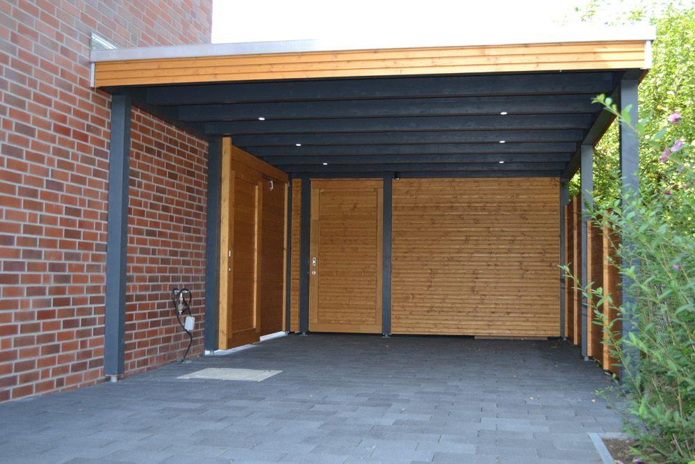 Pin Von Hanna Auf Hauser In 2020 Carport Doppelcarport Carport Holz
