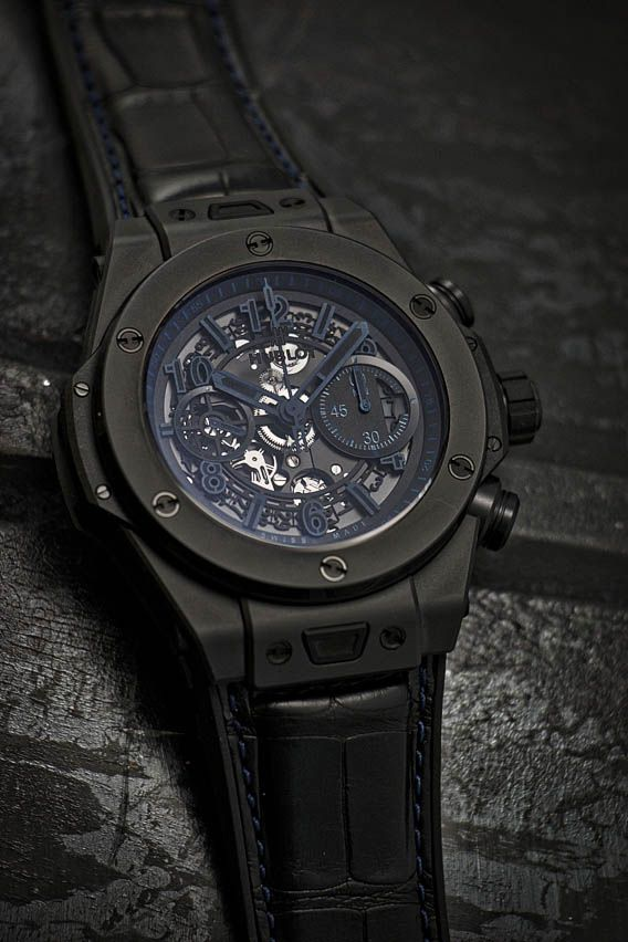 8b056804749 Hublot Big Bang Unico All Black Boutique Exclusive Timepieces