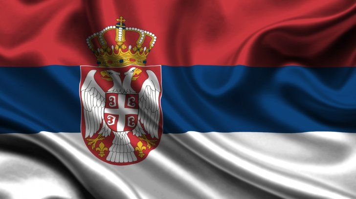 Serbia Flag European Flags Serbian Flag Flag