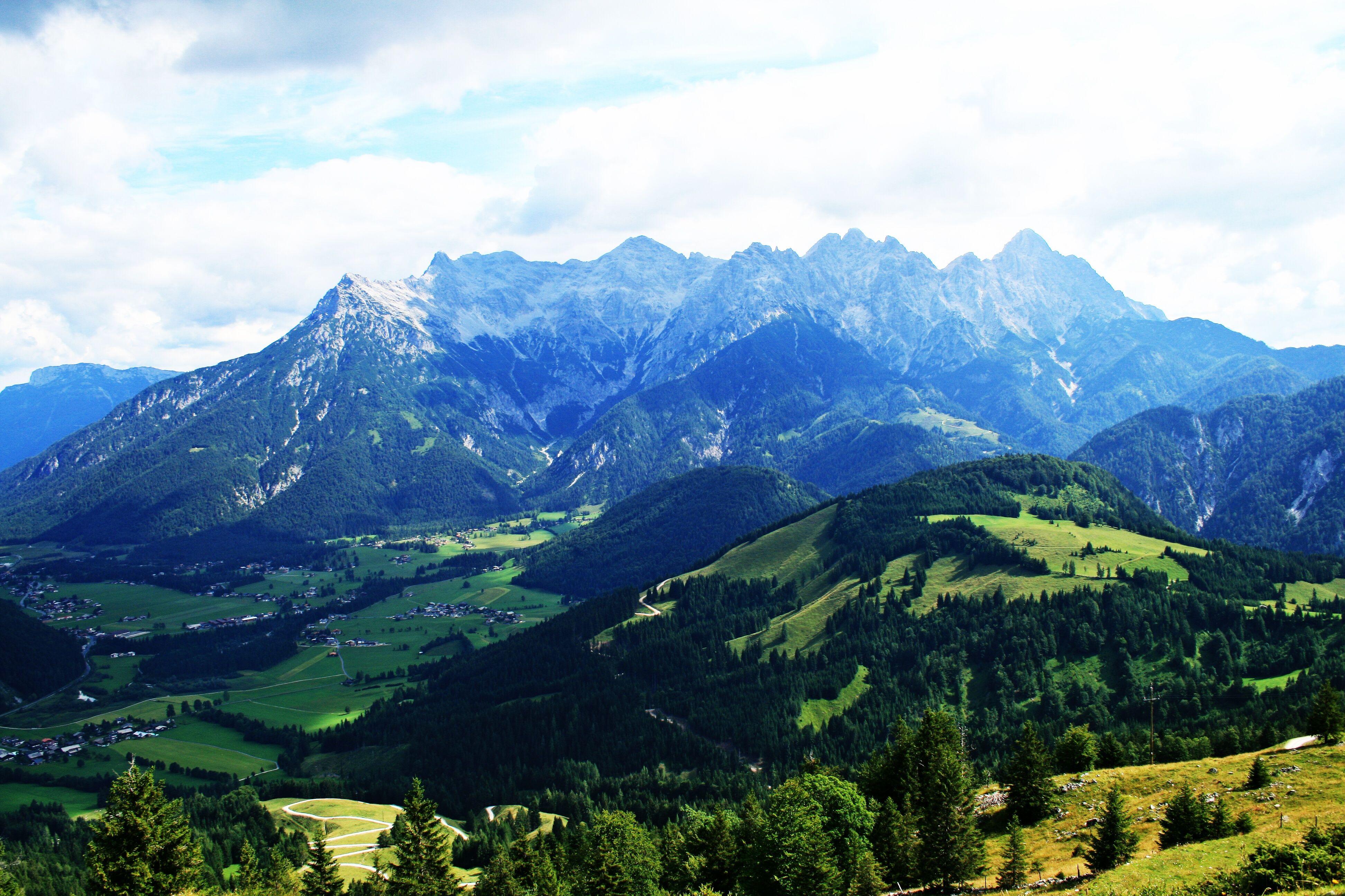 Gebirge, Berg, Aussicht