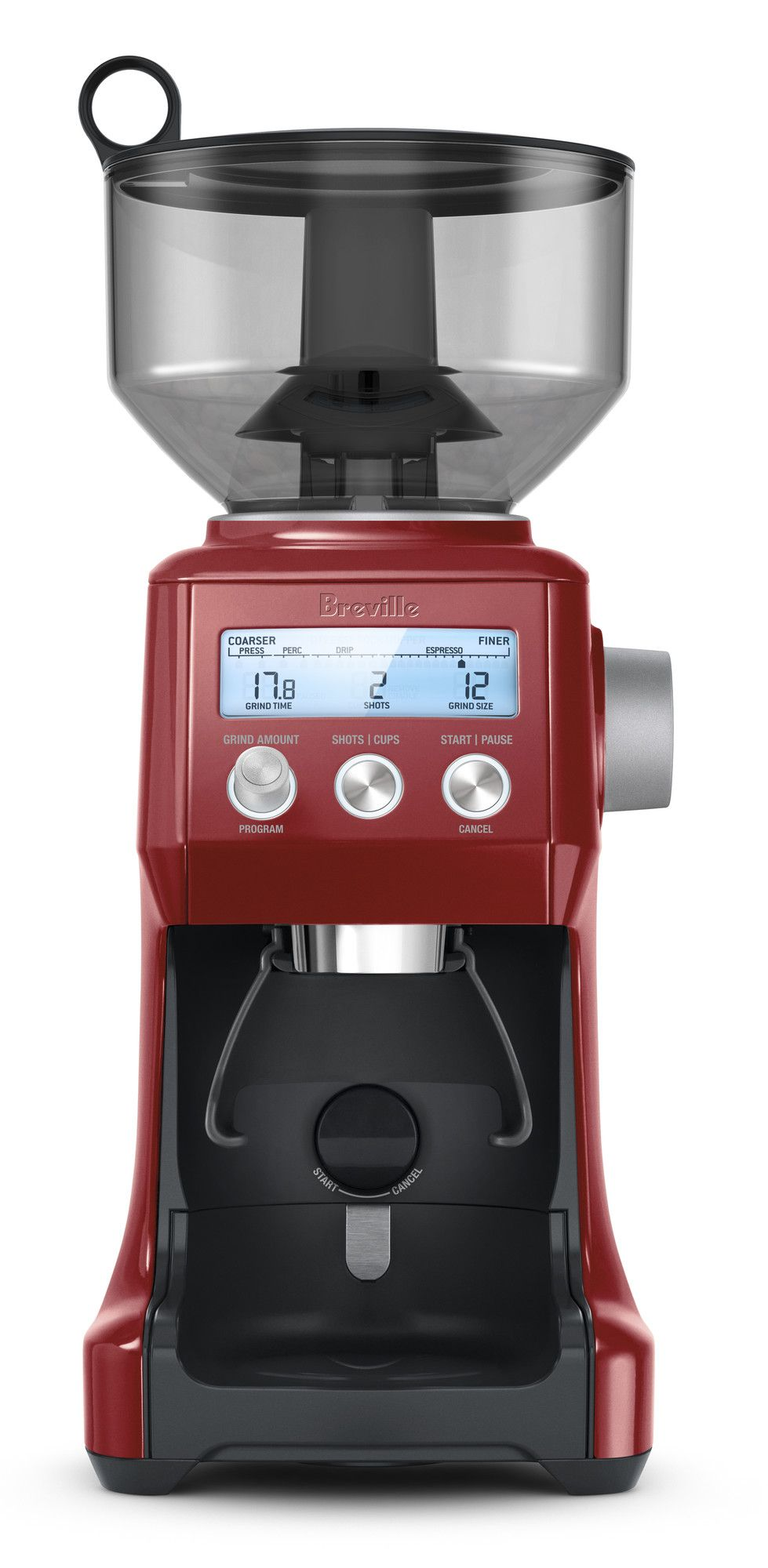 Breville Smart Burr Coffee Grinder Burr coffee grinder