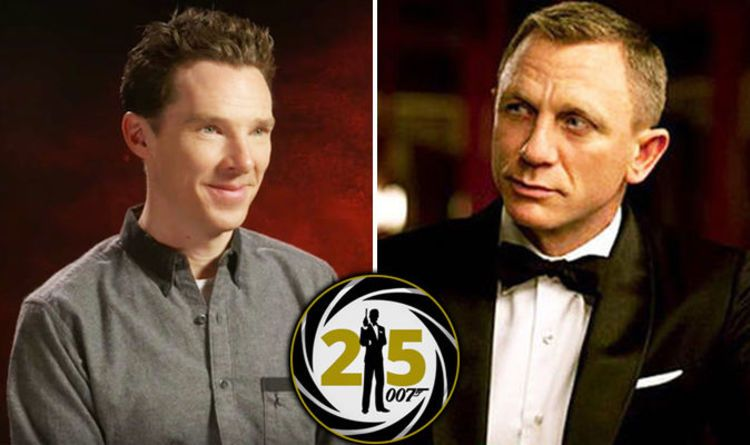 James Bond 25 Benedict Cumberbatch Joins Cast Of Daniel Craig S