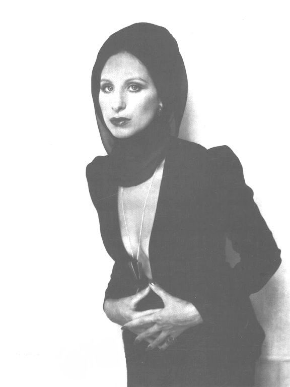 Barbra Streisand The Way We Were Album Cover Photo Session