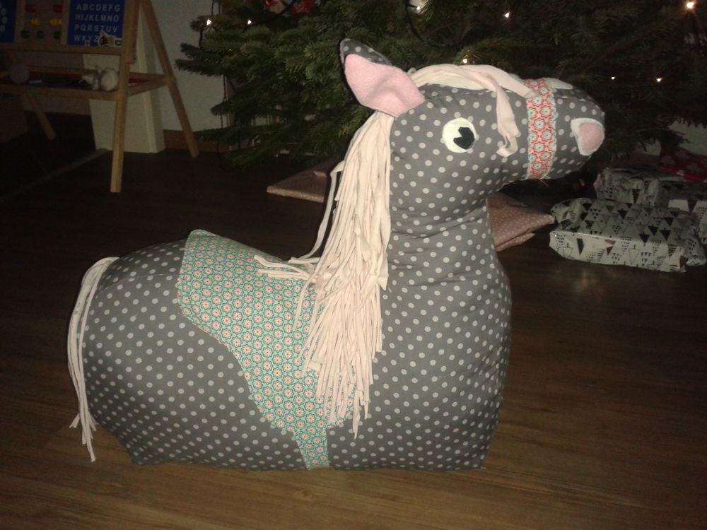 Reittier Pferd | Let\'s sew! | Pinterest | Nähen, Schnittmuster und ...