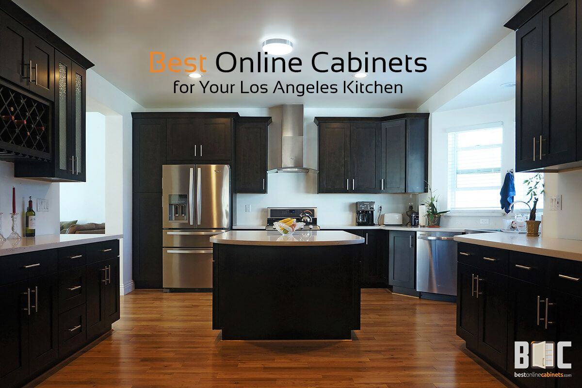 The Best Discount Kitchen Cabinets For Sale In Los Angeles Are Just A Couple Of Clicks A Online Kitchen Cabinets Rta Kitchen Cabinets Espresso Kitchen Cabinets