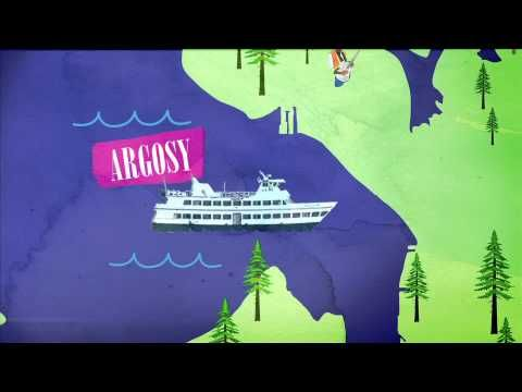 new Seattle CityPASS video: Things to do and attractions in Seattle. Argosy Cruises Space Needle Seattle Aquarium Pacific Science Center Chihuly Garden and Glass