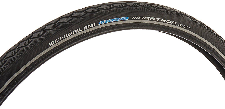 Schwalbe Marathon Hs Wire Bead Tire Puncture Resistant Marathon Tire Tyre Size