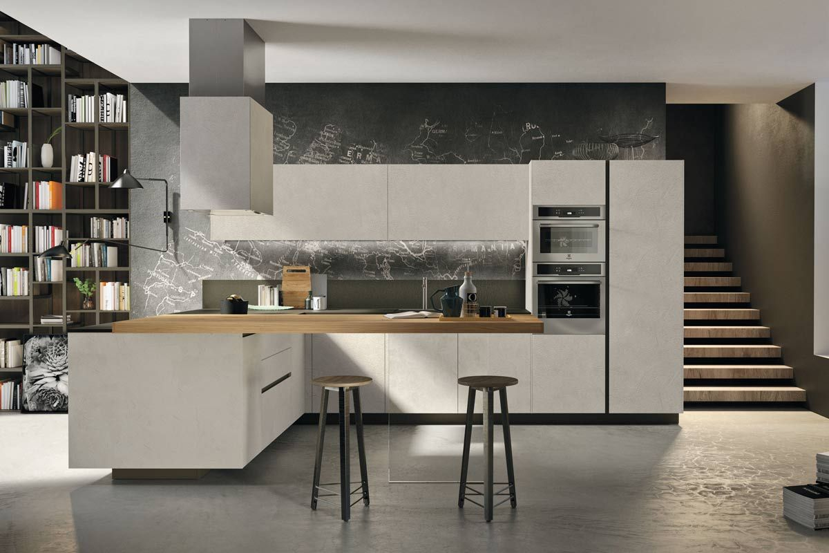 Cucine moderne componibili Snaidero Way - Acquistabile in ...