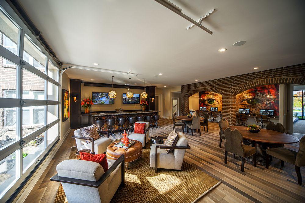Taylor Clubhouse Design Interior Interior Design
