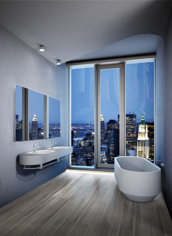 56 Leonard Building New York, NY. Custom-designed Herzog & de Meuron ...