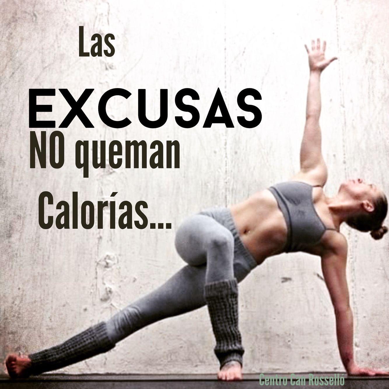 Recuerda dejar las excusas a un lado... #motivación #sport #deporte #siquierespuedes #coach #frases # psicología