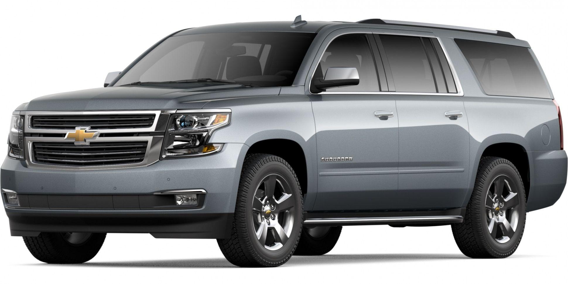 2020 Chevrolet Suburban Xlt Price Chevrolet Suburban Large Suv