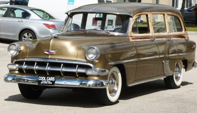 1954 Chevrolet Tin Woody Wagon for sale #1724410 | Hemmings