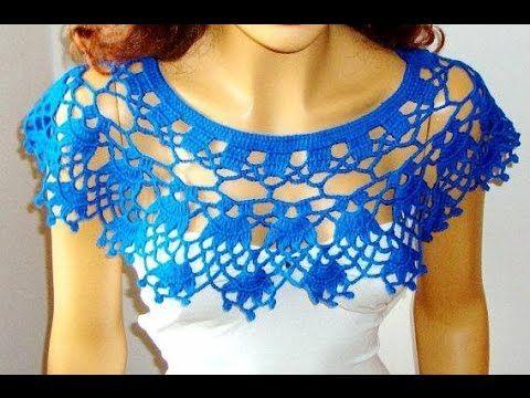 صدور كروشي تشكيلة مميزة Crochet Top Fashion Couture
