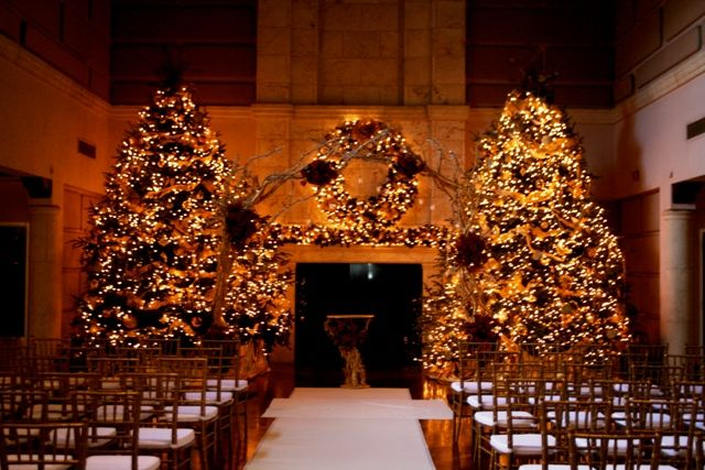 Behind the Scenes: Christmas Weddings - Orlando Wedding Planners | Just Marry!