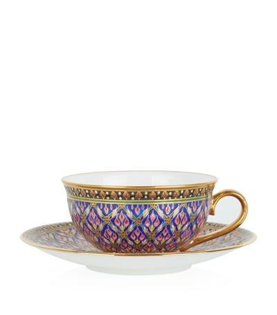 Designer Clothing Luxury Gifts And Fashion Accessories Tea Cups Cup And Saucer Tea