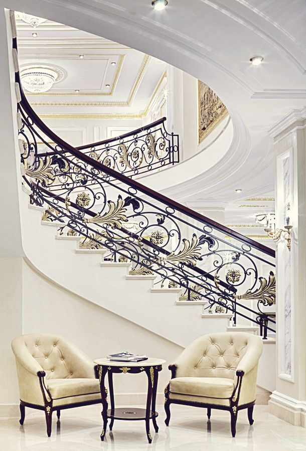 Pin on staircases and banisters
