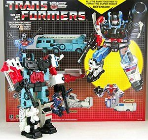 TRANSFORMERS TF G1 Reissue Superion AUTOBOT Action Figure 80/'s Toy New in Box